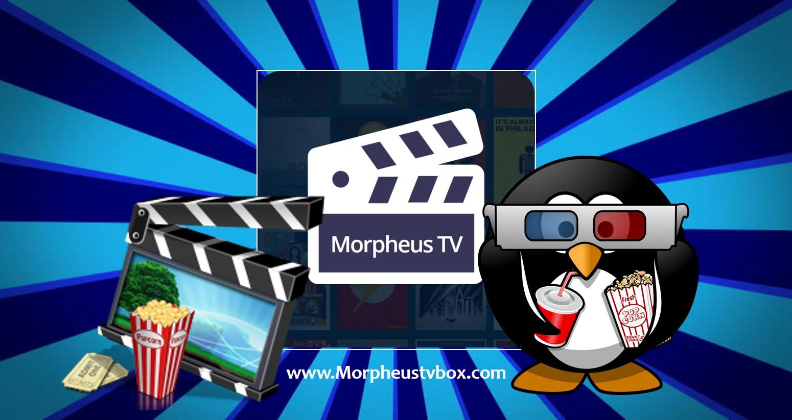 morpheus tv app official