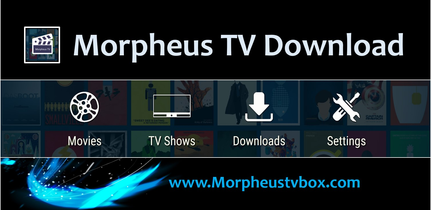 morpheus tv download