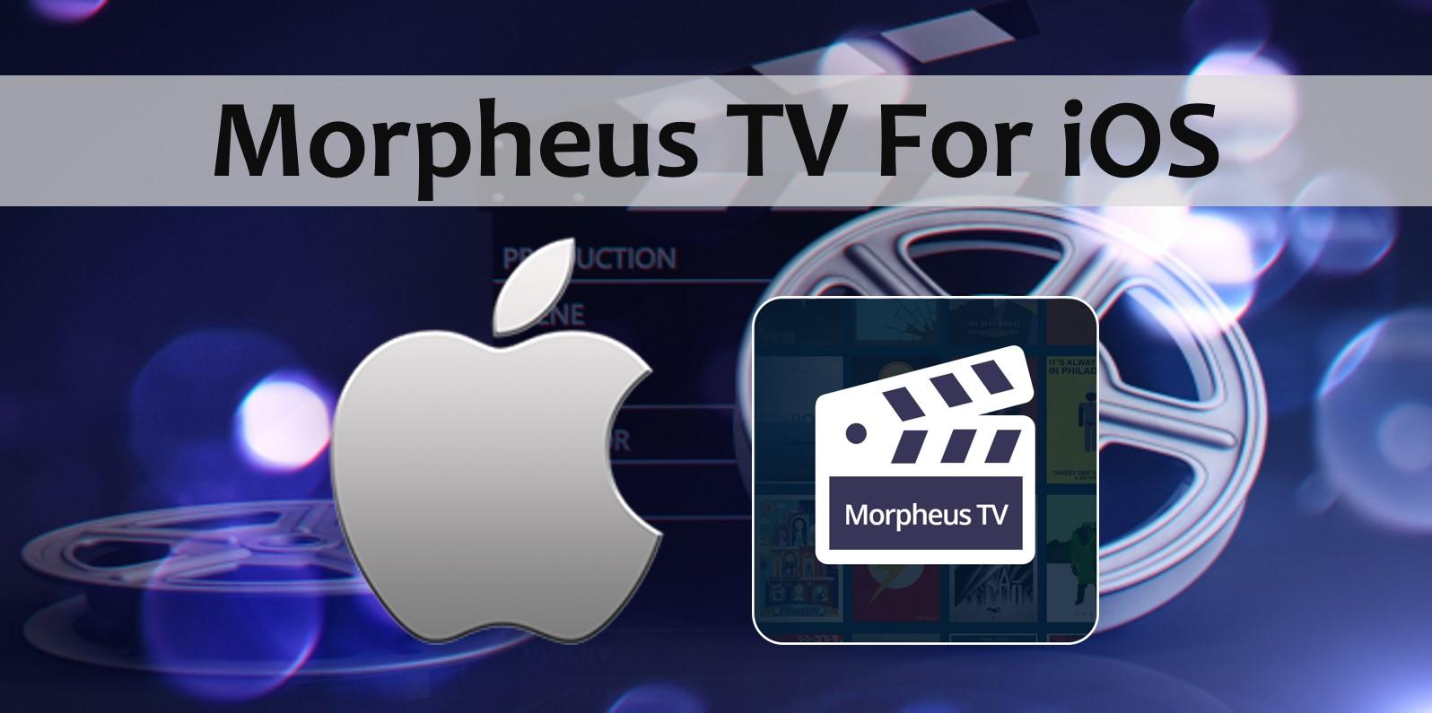 morpheus tv for ios