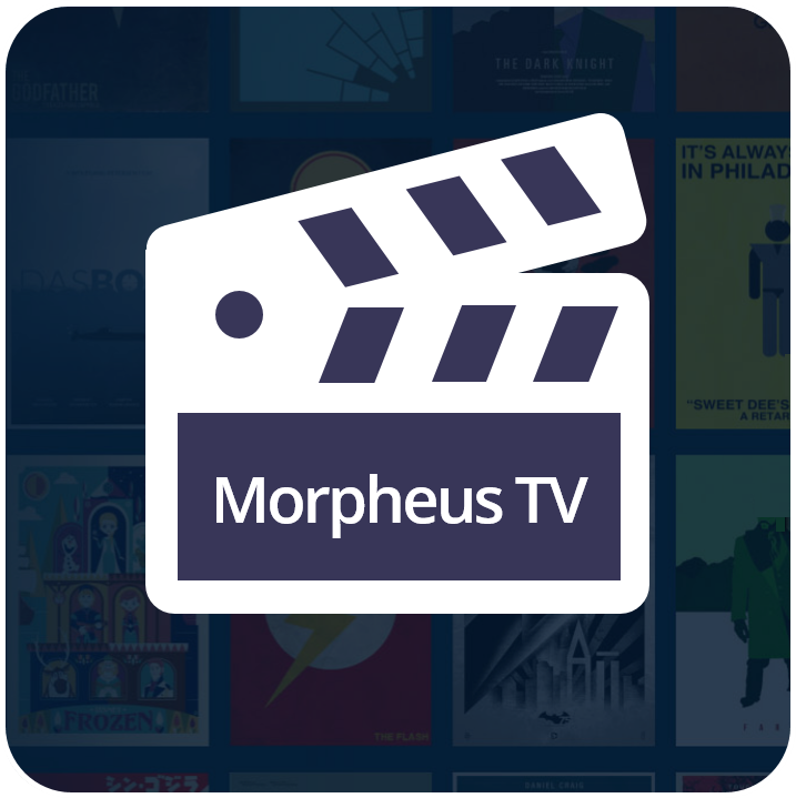 morpheus tv official logo