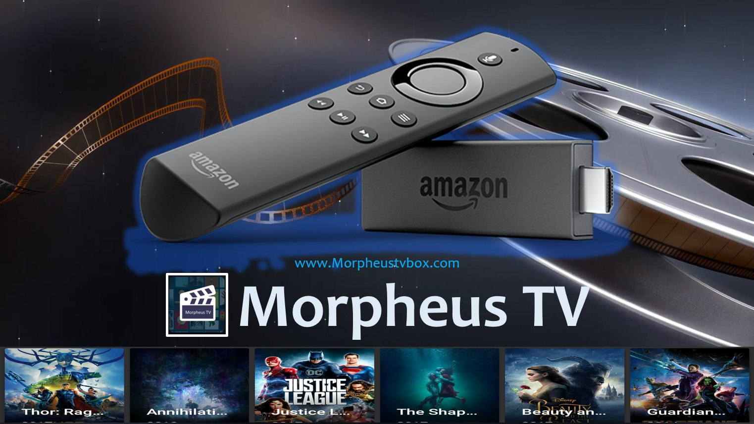 morpheus tv on amazon fire stick
