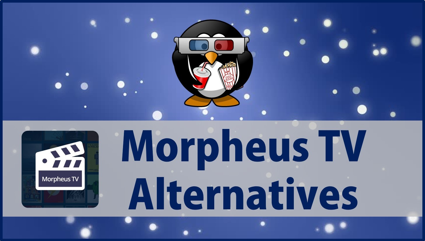morpheus tv alternatives