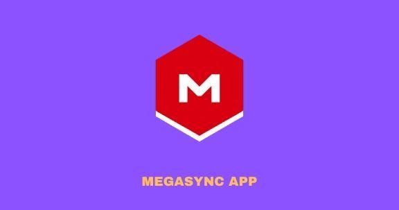 megasync app